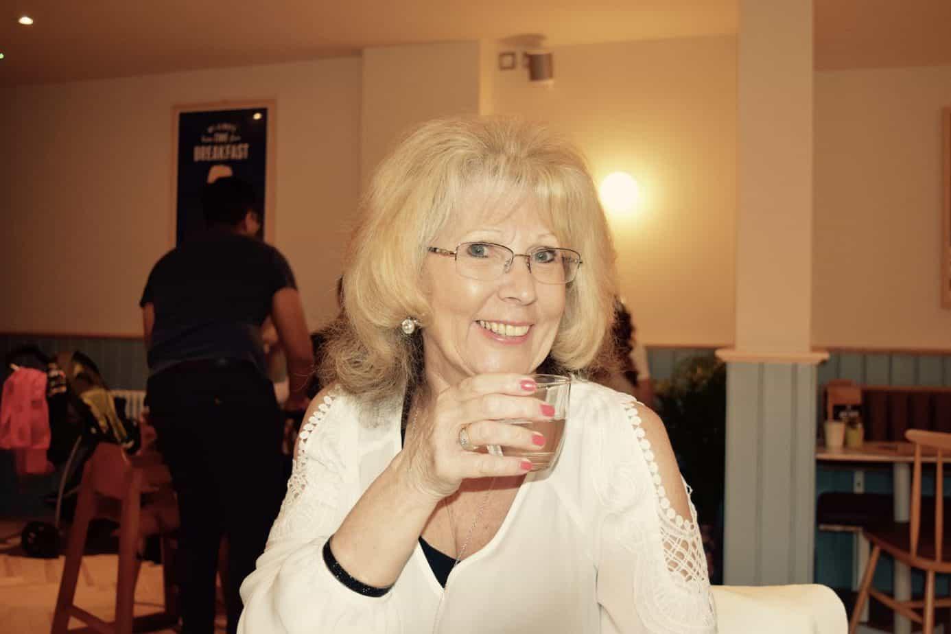 My Beautiful Mama in Boston Tea Party