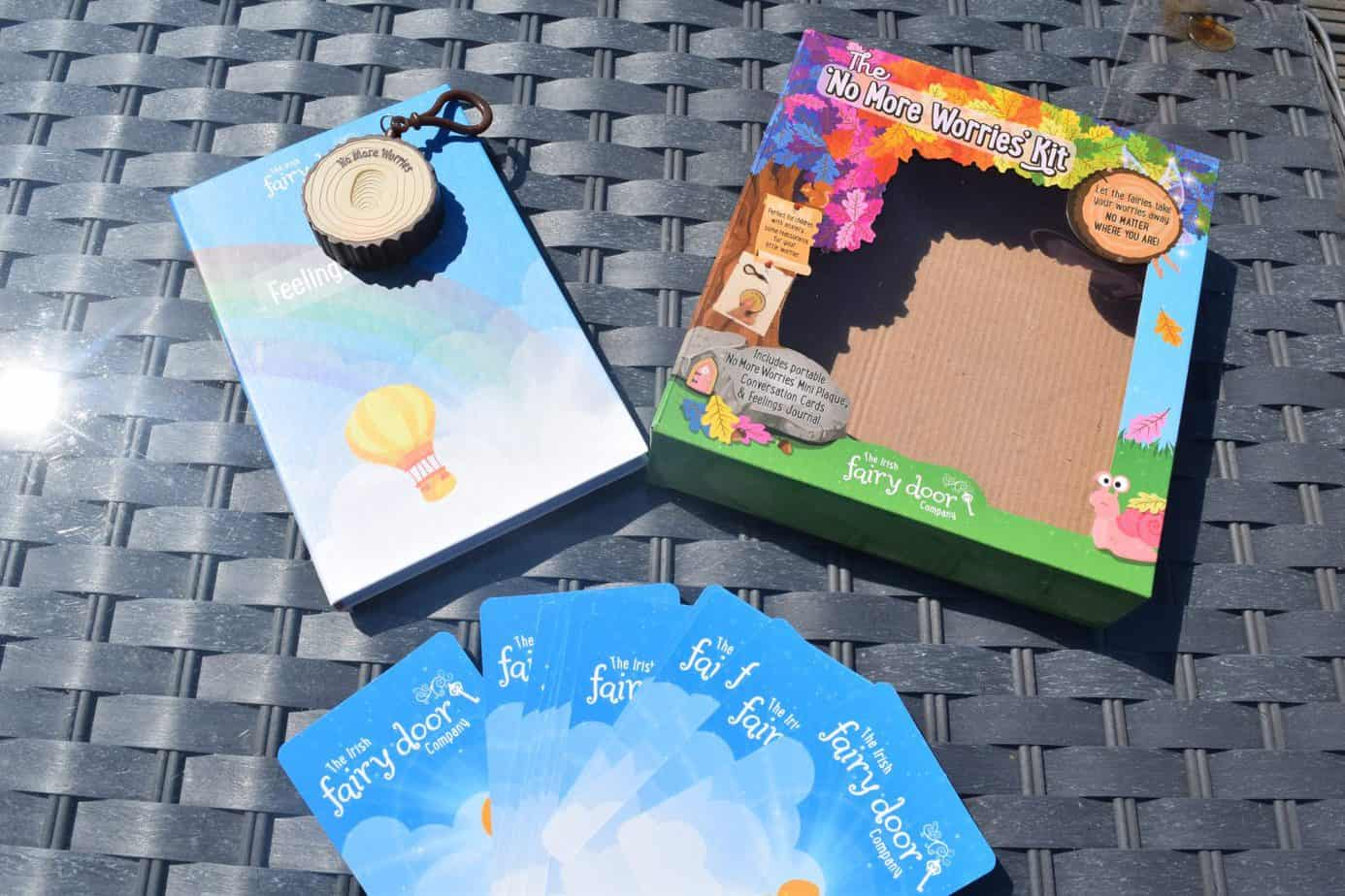 The No Worries Kit created by The Irish Fairy Door Company
