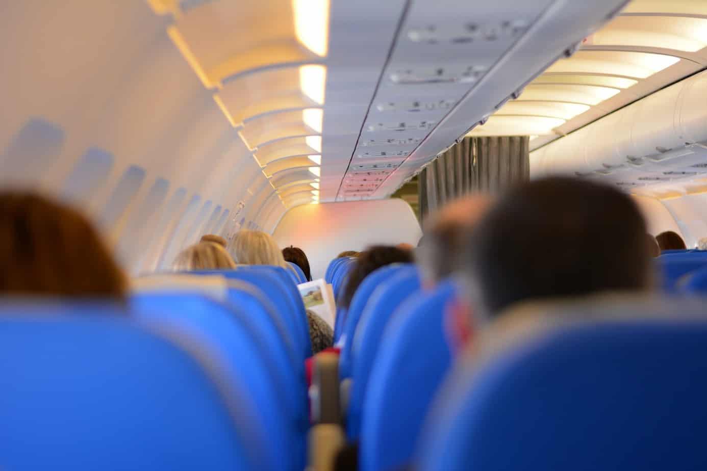 seats on a plane