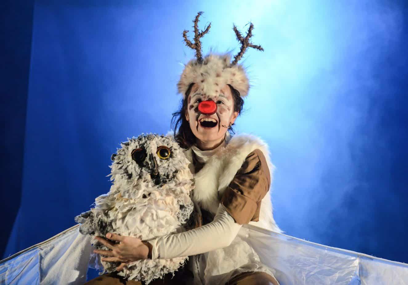 Rudolf at Mac, featuring Hannah Bristow at Rudolf