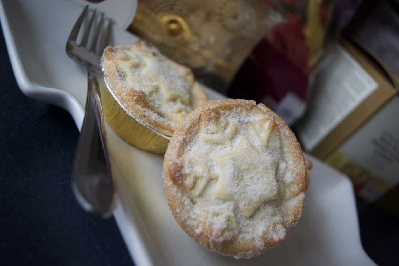 Marks and Spencer's mince pies