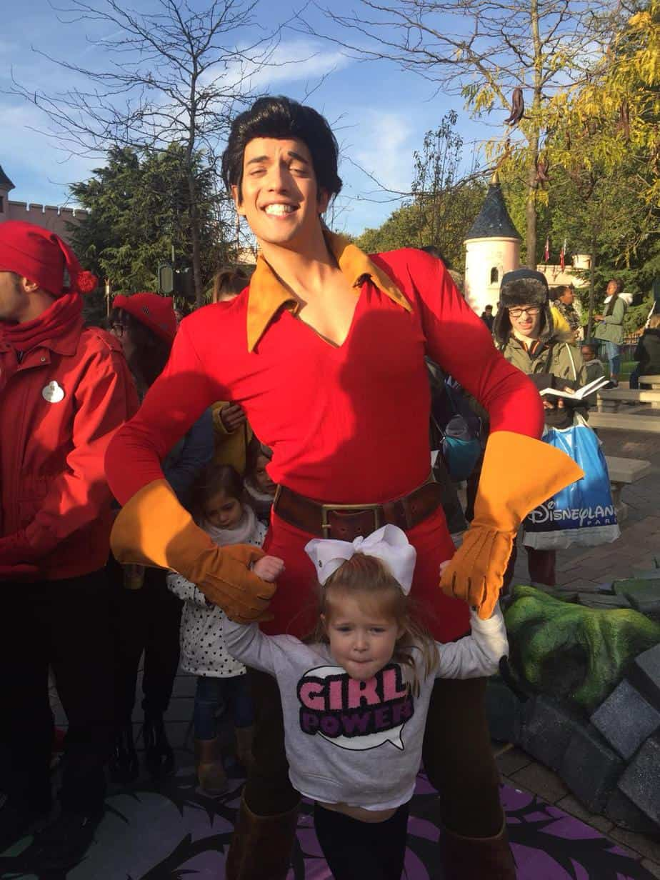 Meeting Gaston