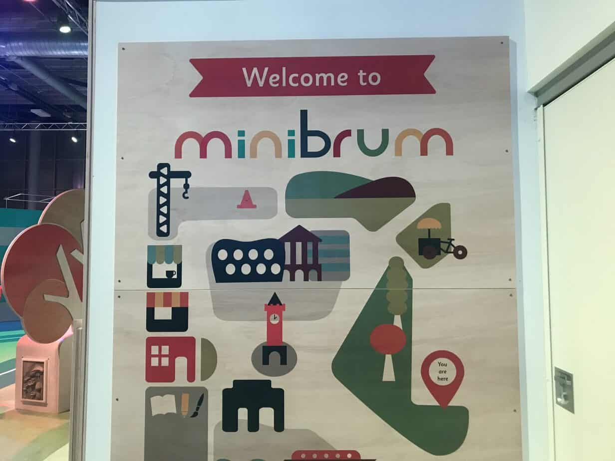 Welcome to MiniBrum Thinktank Museum