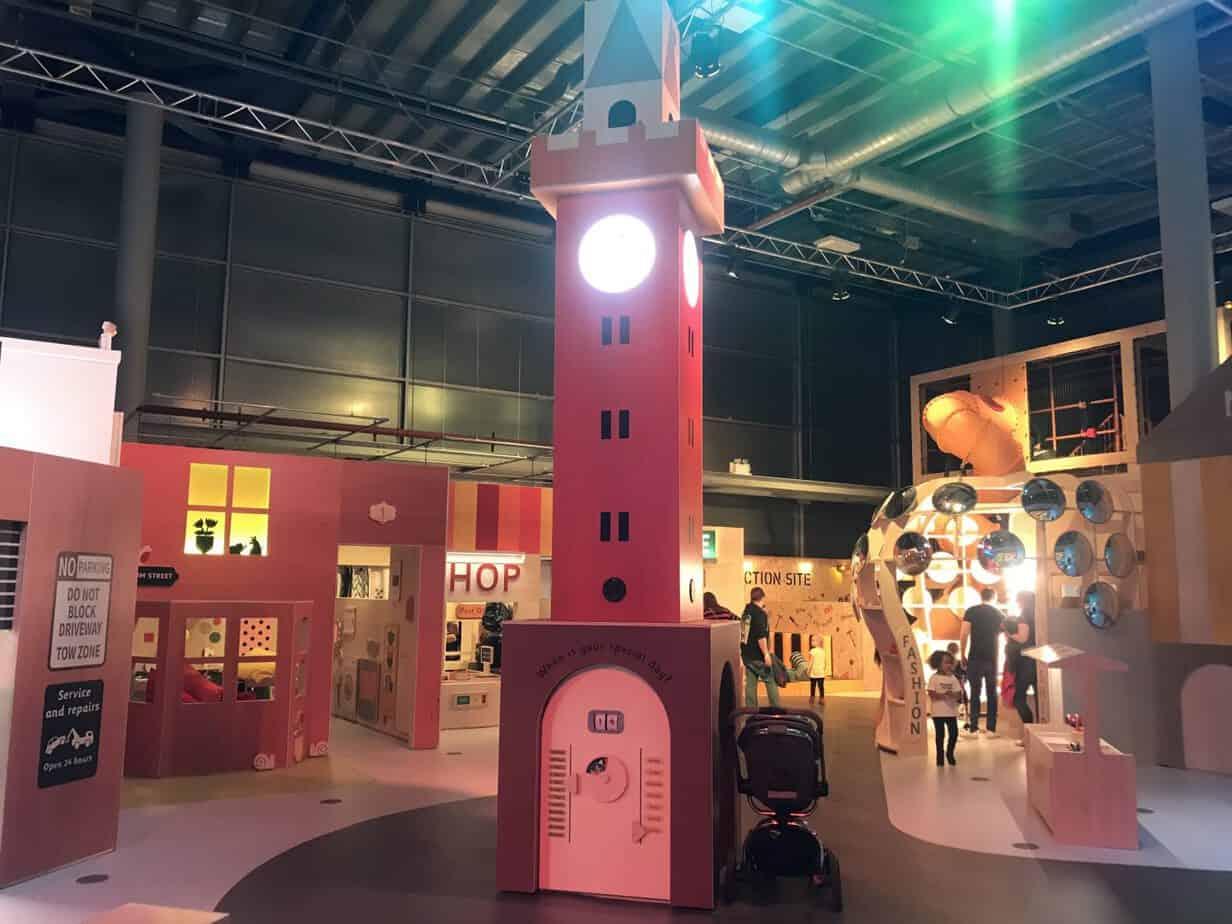 MiniBrum Thinktank Museum Birmingham