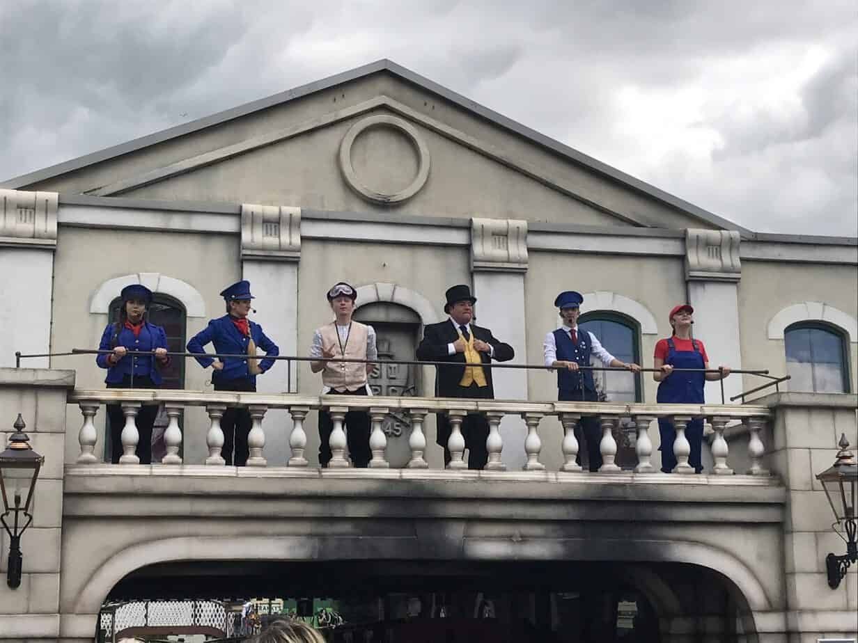 Thomas Land and The Fat Controller Welcome Show