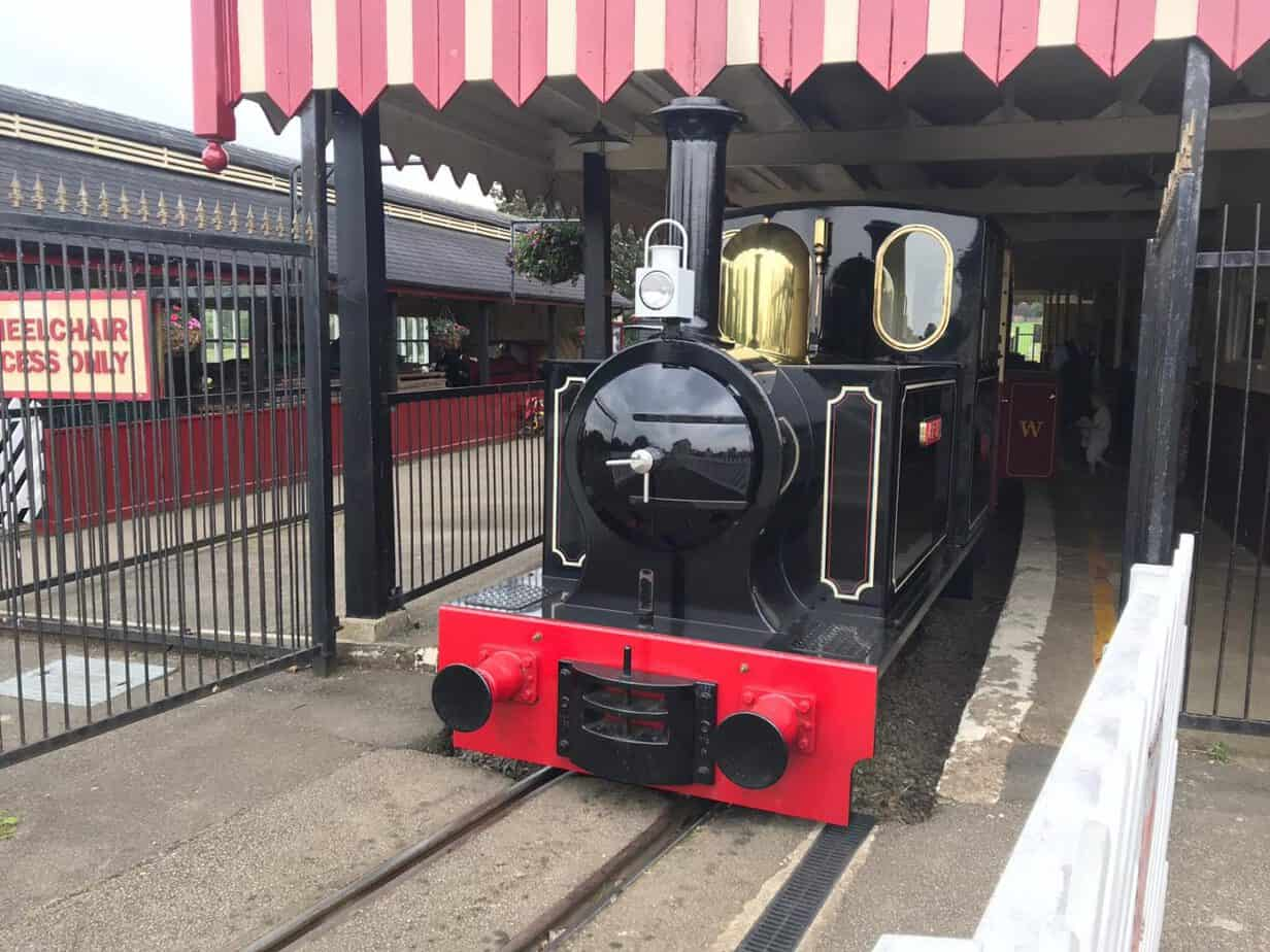 wicksteed railway
