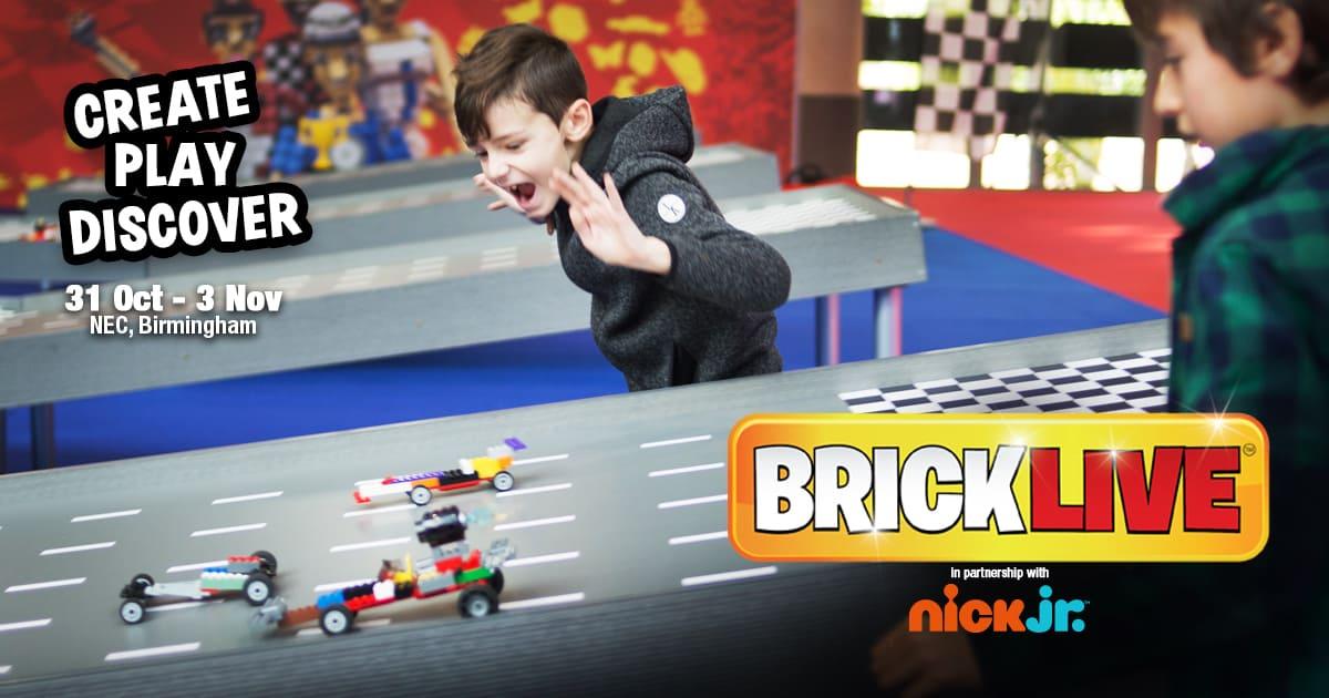 Bricklive Birmingham 2019