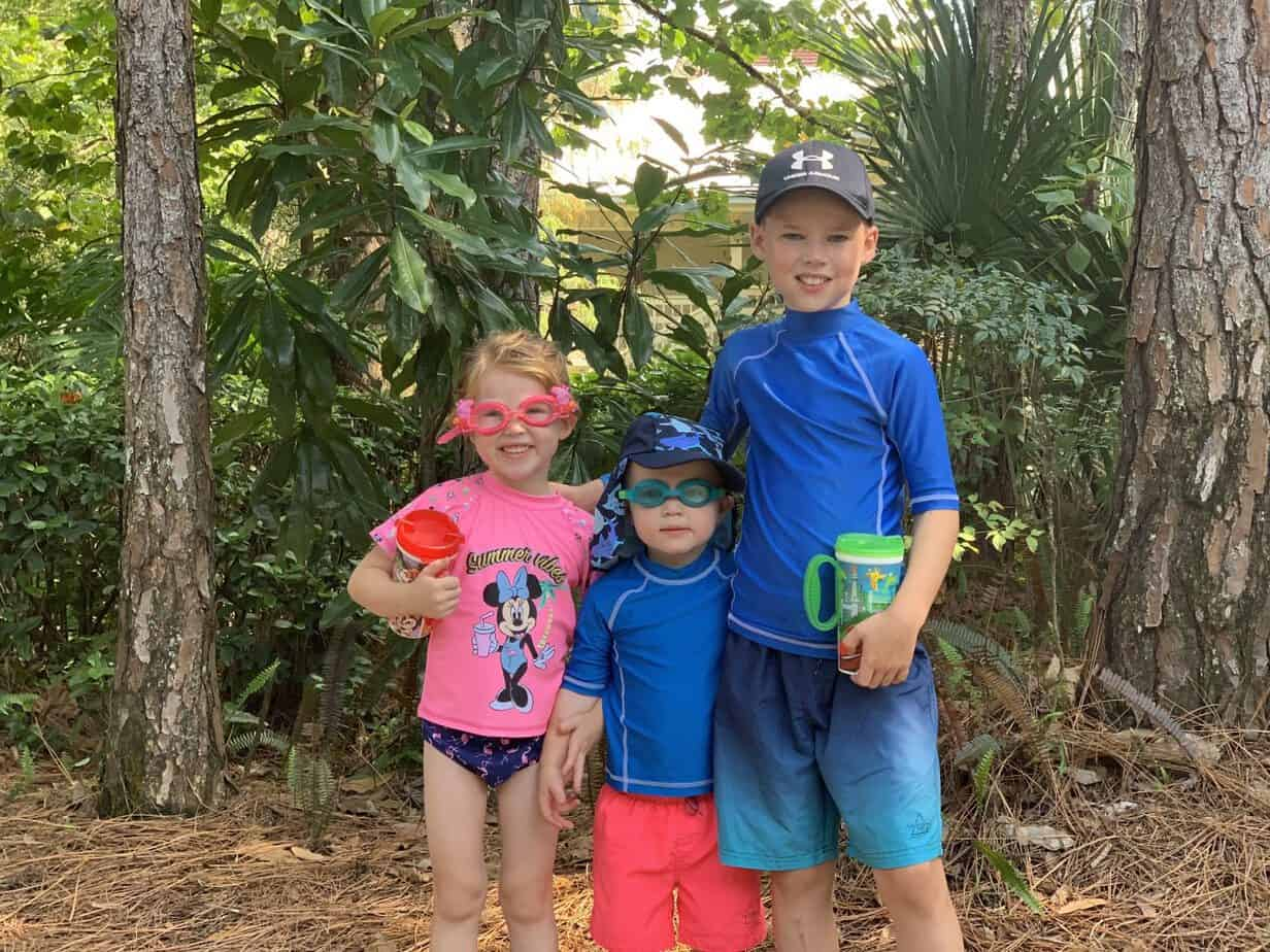 Ol' Mans Island my kids are ready for you Port Orleans riverside Disney World