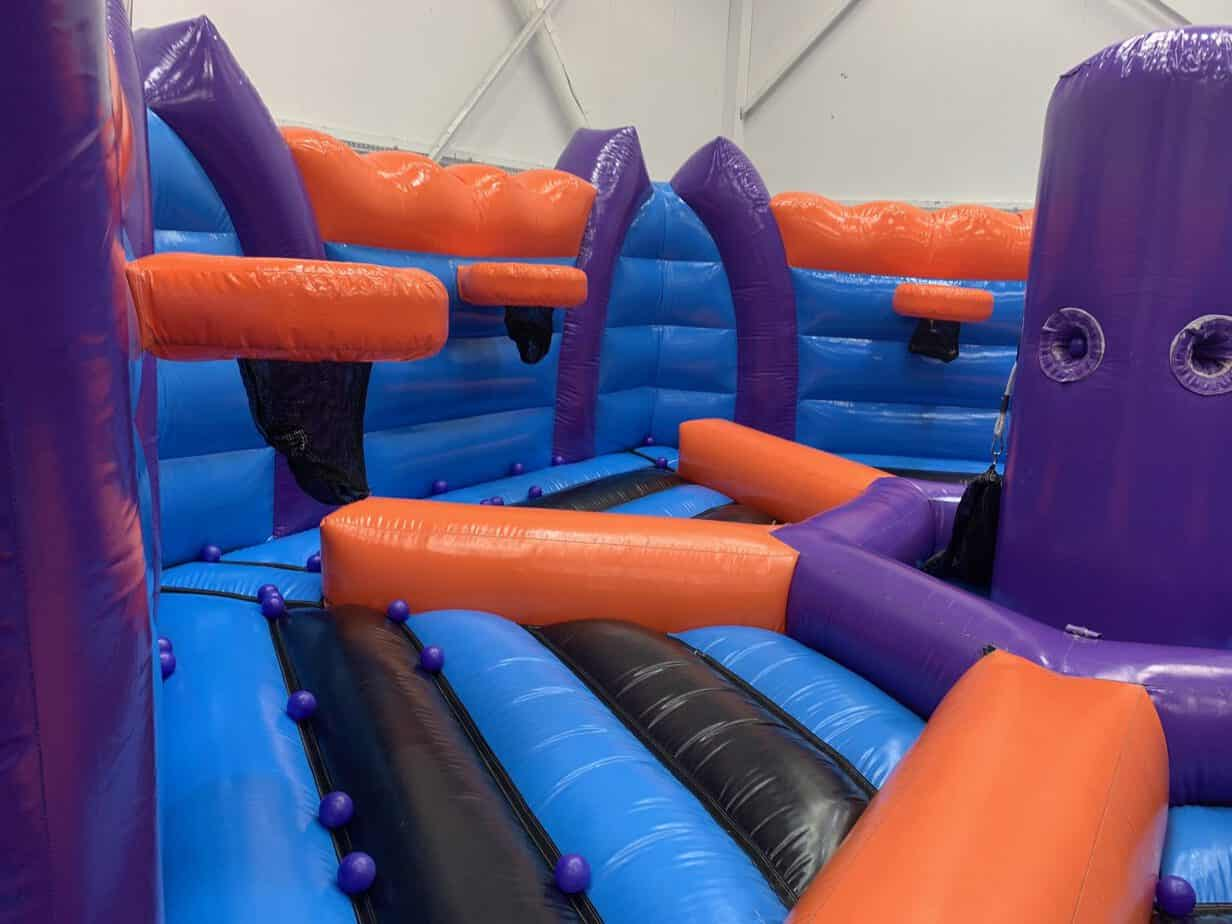 Inflata Grab and Inflata nation Birmingham