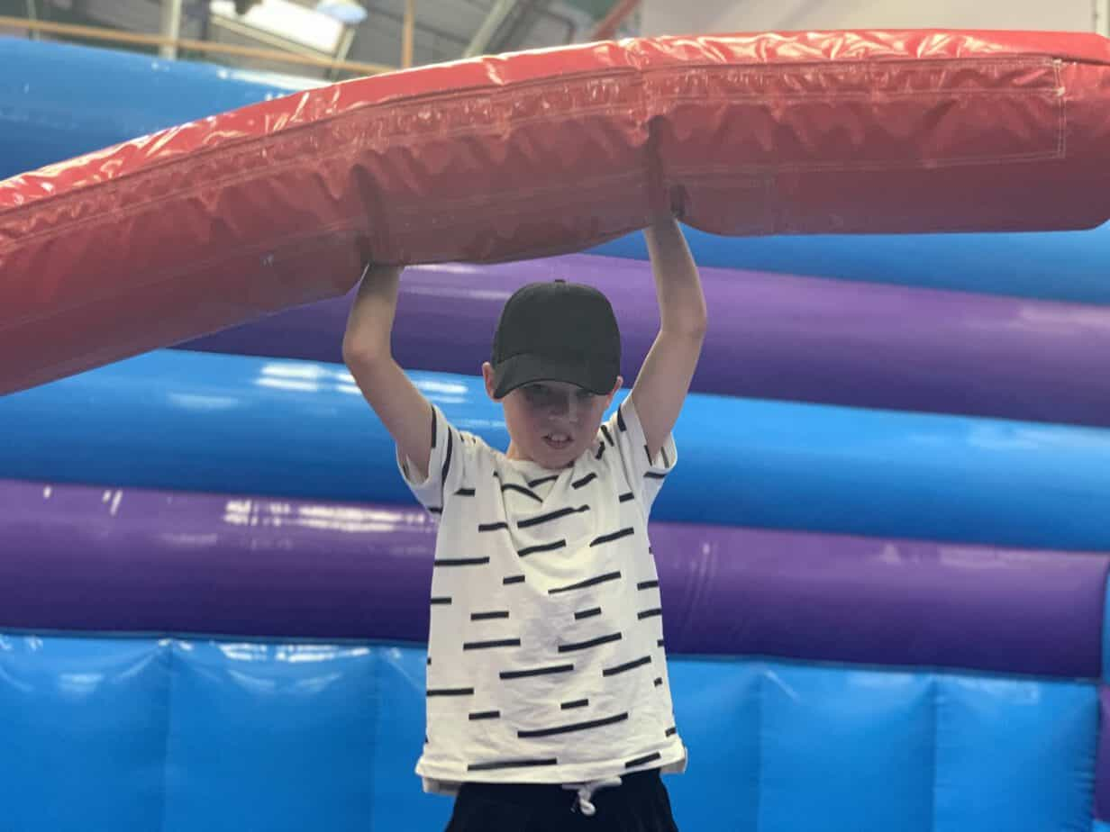 Inflata Duel at Inflata Nation Birmingham
