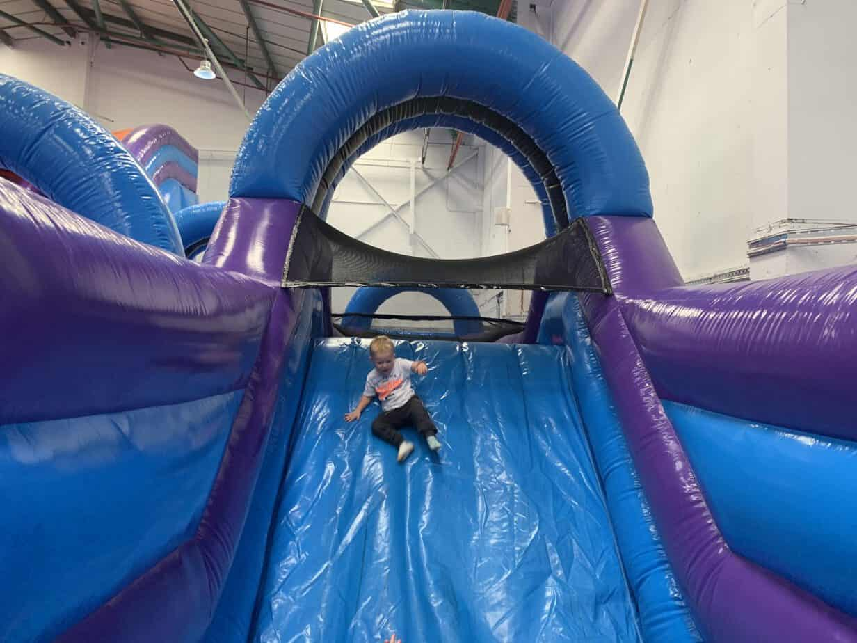 Inflata Race at Inflata Nation Birmingham