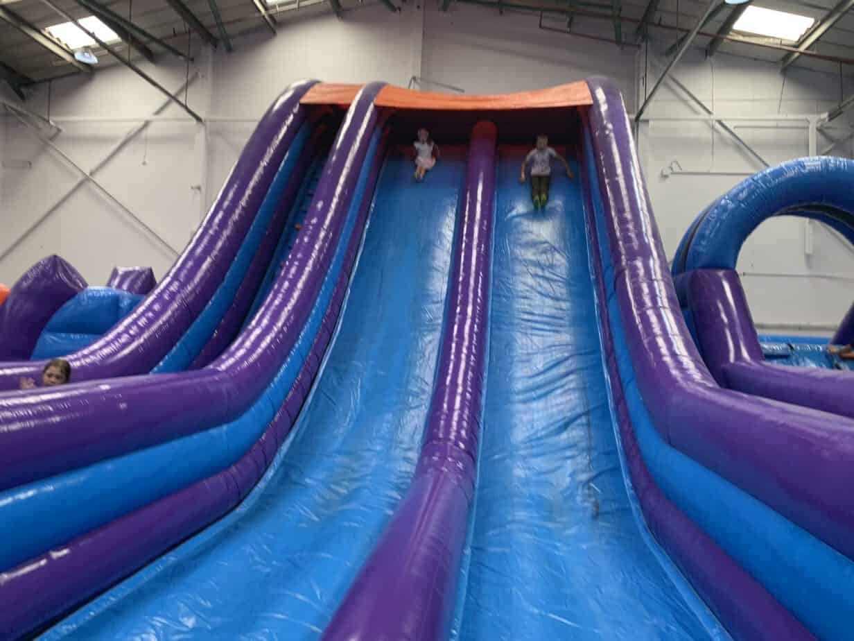 Inflata Duo at Inflata Nation Birmingham