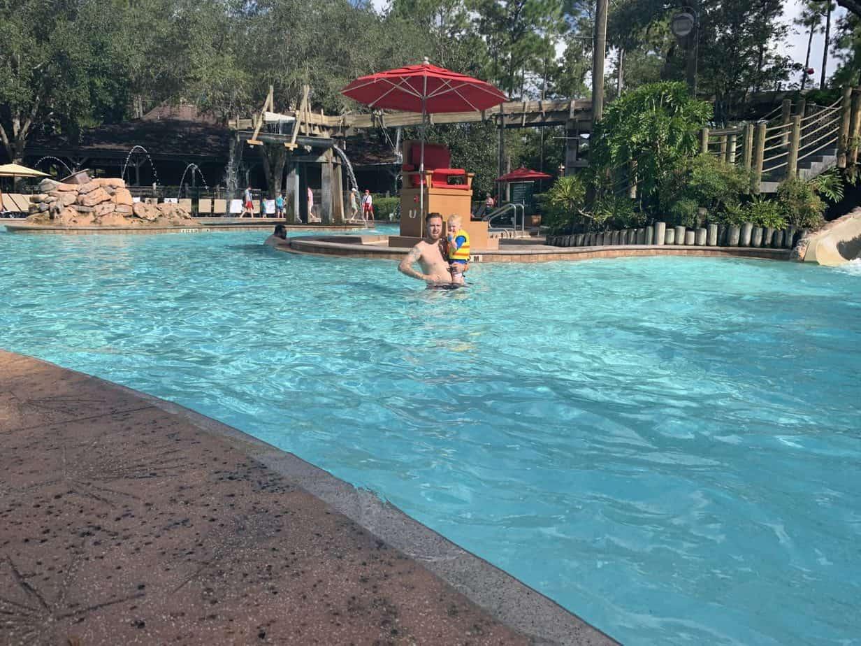 Ol' Mans Island at Port Orleans Riverside Walt Disney World
