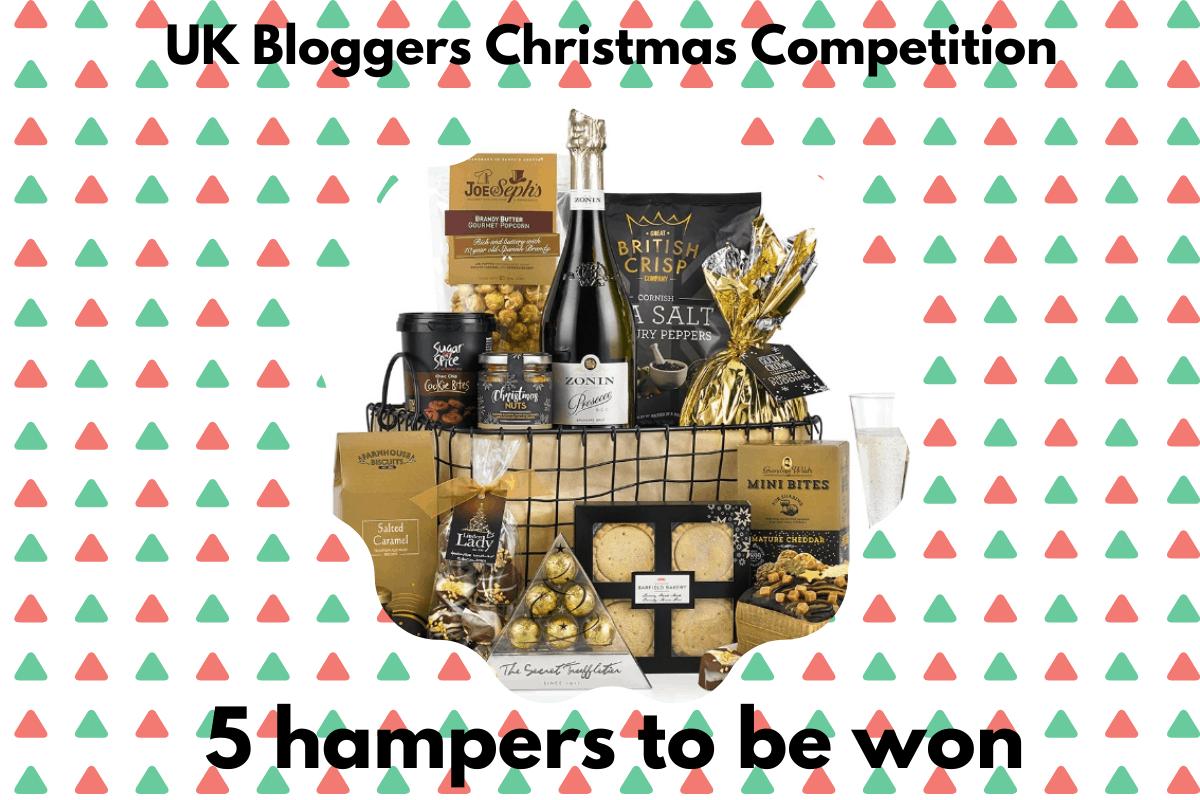 UK Blogger Xmas Giveaway