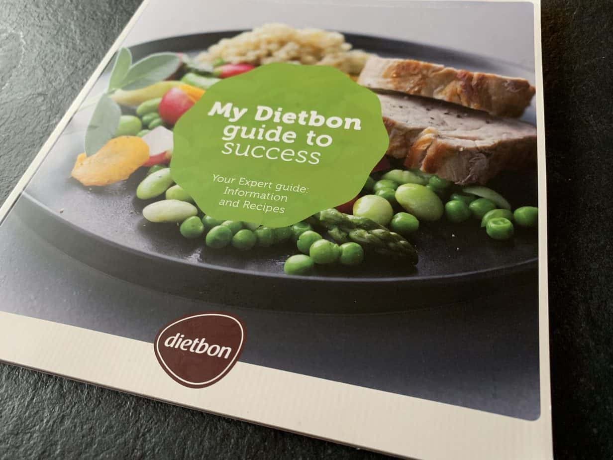 My Dietbon guide to success book