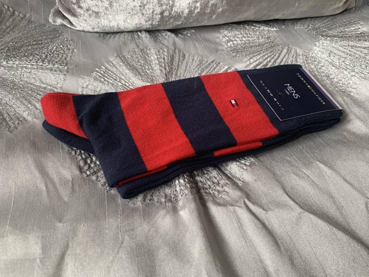 Tommy Hilfiger pack of 2 socks from Sockshop
