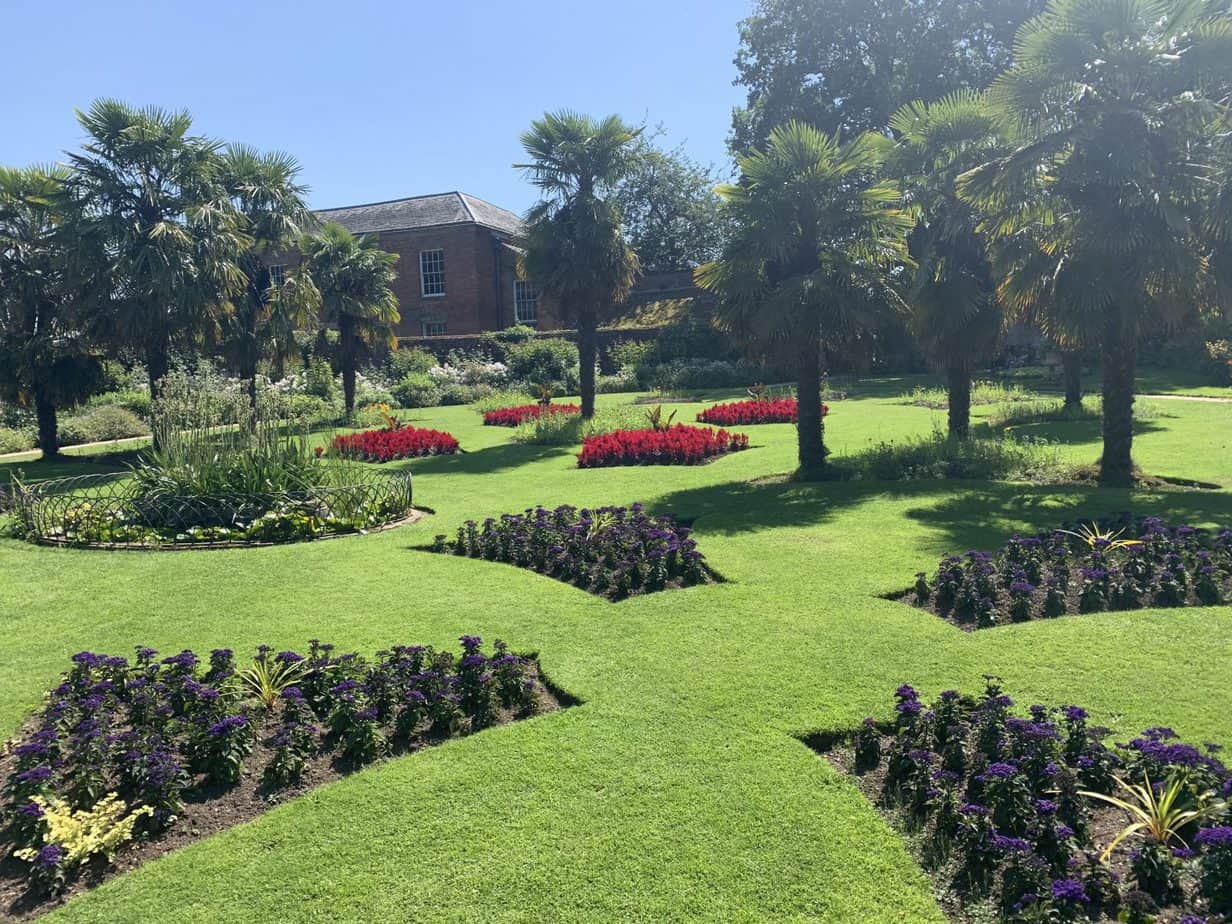 National Trust Calke Abbey Derby Gardens