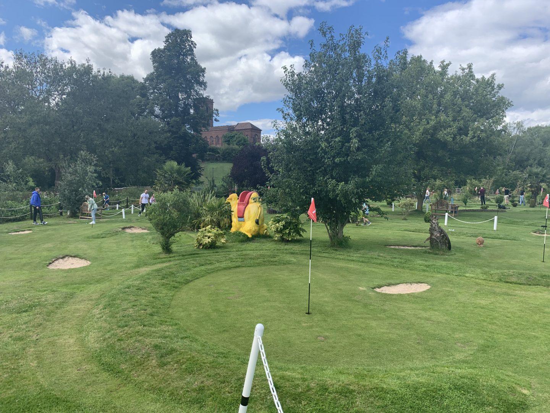 Review of Mini Golf Pro Park Kidderminster