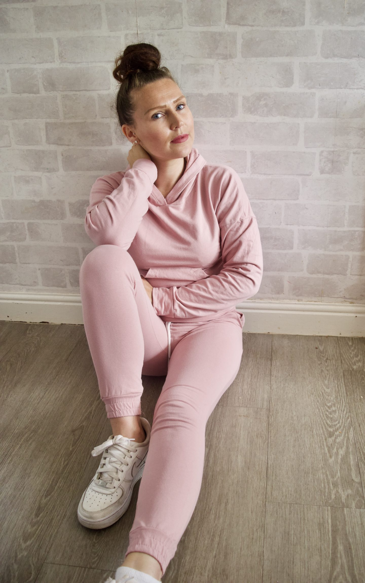 pink lightweight tracksuit for women katch me clothing haul and review