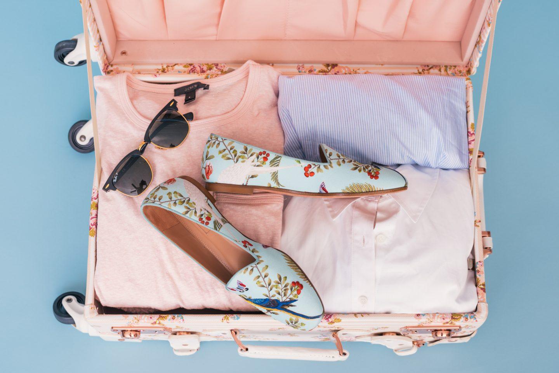 kids travel packing list