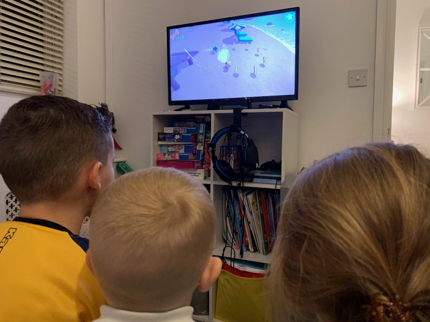 Paw Patrol On the Roll PS4 game suitable for aged 3+