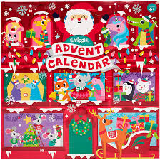 Smiggle is one of the best kids stationary advent calendars in 2020