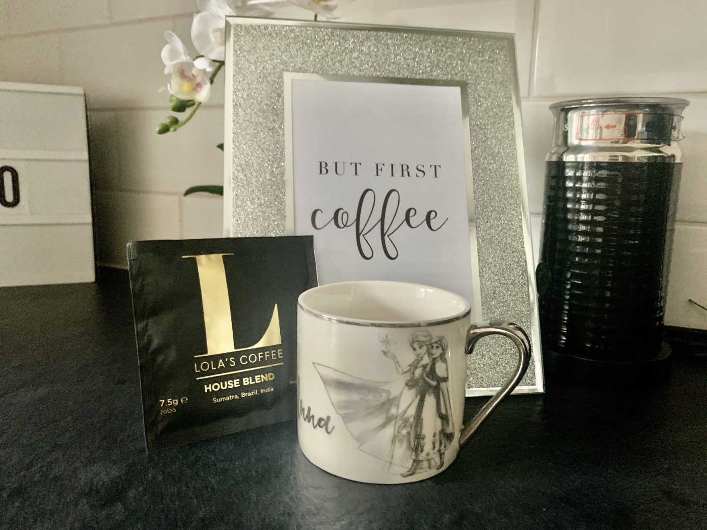 Lola's house blend coffee bags the speciality coffee company review