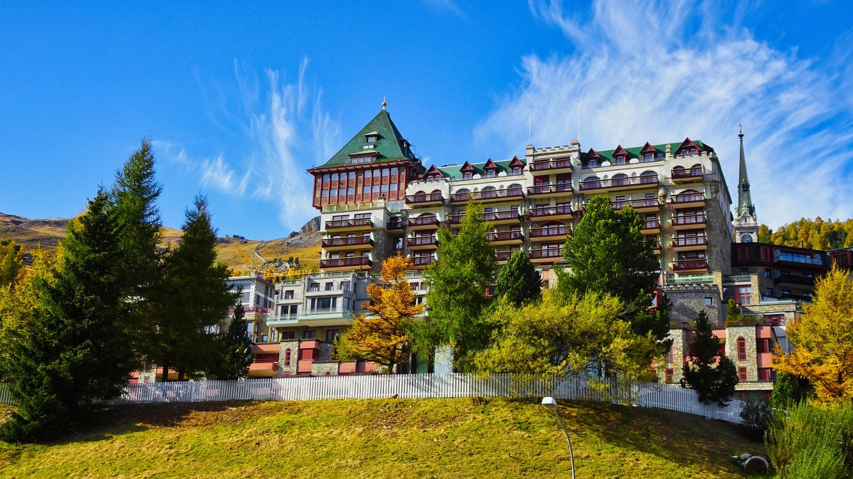 Saint Moritz Switzerland top skiing holidays in Europe