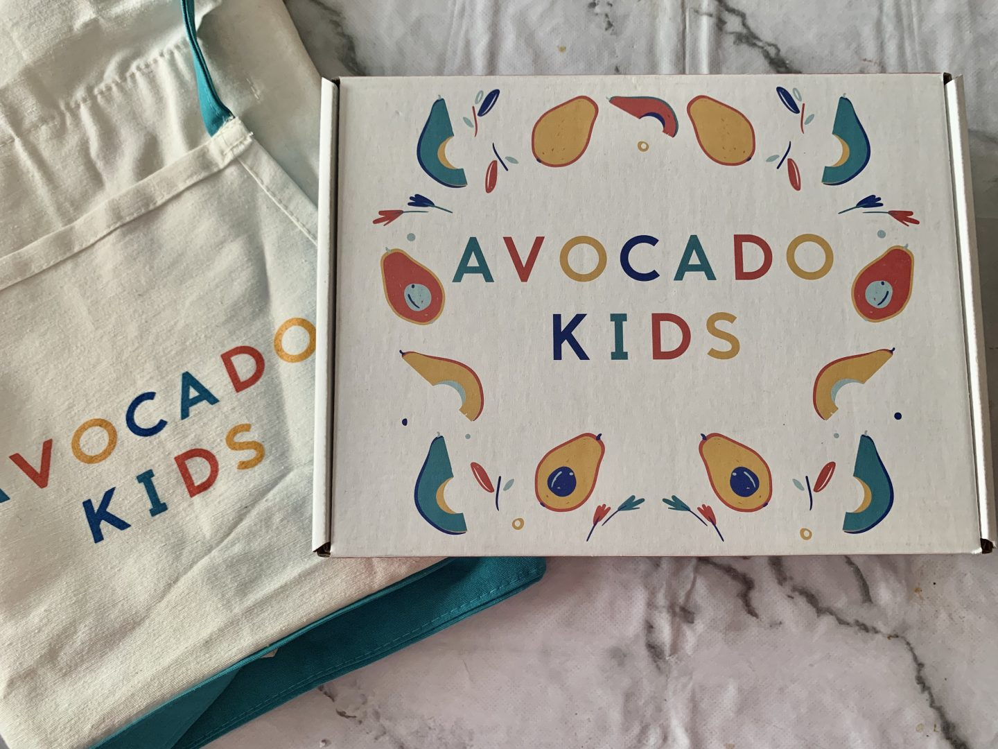 Avocado kids food subscription box review