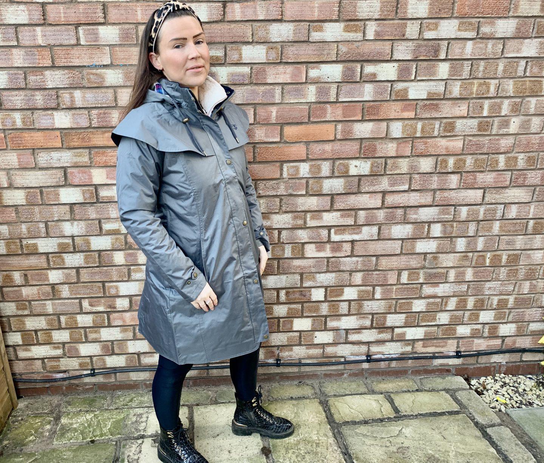 Lighthouse clothing waterproof coat