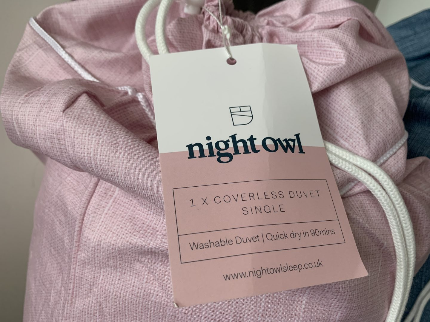 night owl coverless duvet the fine bedding company dust bags
