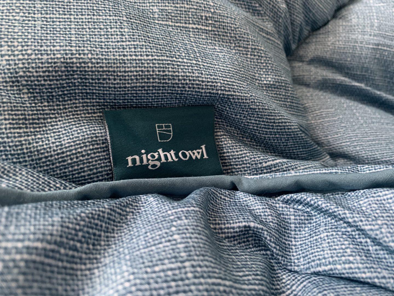 Ninght Owl Coverless duvet review