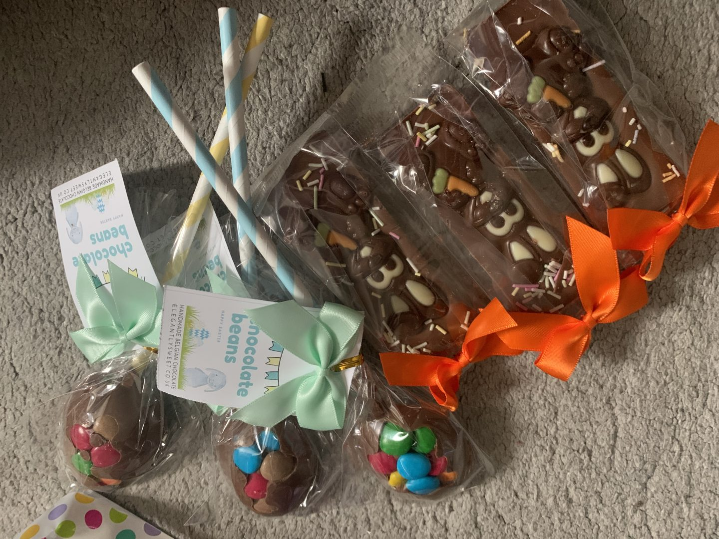 Alternative chocolate Easter gifts for kids