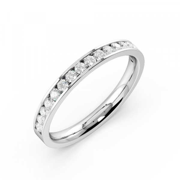 Affordable wedding rings with abelini jewellery