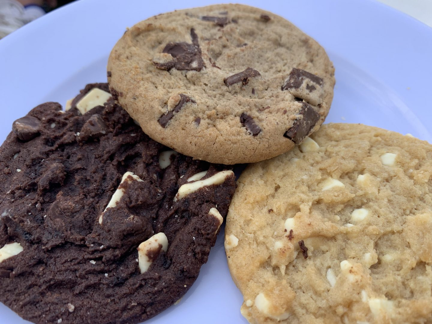 A selection of cookies for our family mystery picnic with AmazingCo